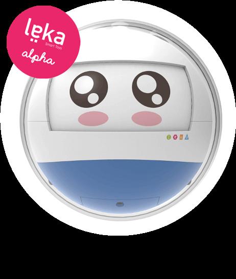 Image du robot LEKA